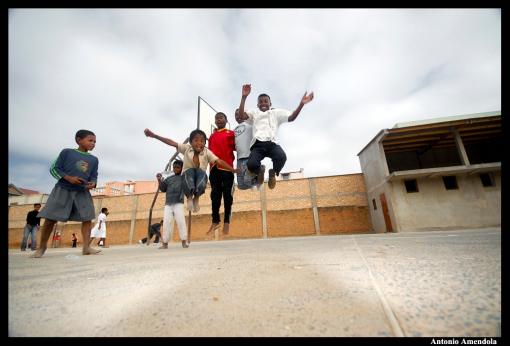 JUMP in Antananarivo